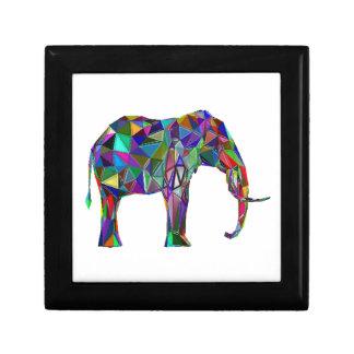 Elephant Revival Keepsake Box