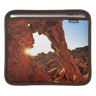 Elephant Rock in the Valley of Fire iPad Sleeve