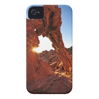 Elephant Rock in the Valley of Fire iPhone 4 Case