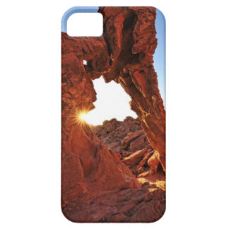 Elephant Rock in the Valley of Fire iPhone SE/5/5s Case