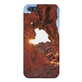 Elephant Rock in the Valley of Fire iPhone SE/5/5s Cover