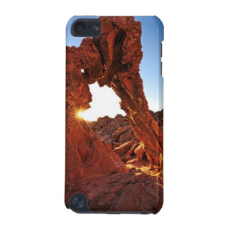 Elephant Rock in the Valley of Fire iPod Touch (5th Generation) Case