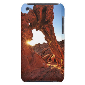 Elephant Rock in the Valley of Fire iPod Touch Case