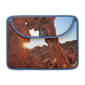Elephant Rock in the Valley of Fire Sleeve For MacBook Pro
