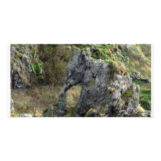 Elephant Rock Picture Card
