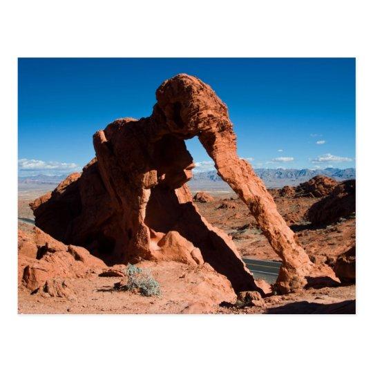 Elephant Rock Postcard