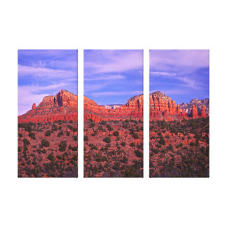 Elephant Rock Sedona Gallery Wrapped Canvas