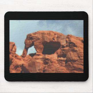elephant rocks mouse pad