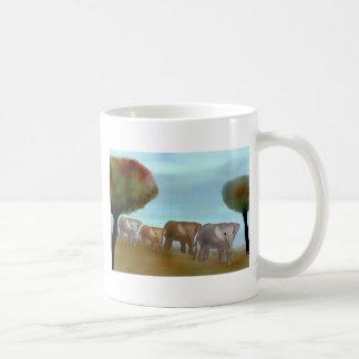 Elephant Safari Mug