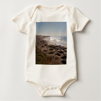 Elephant Seal Baby Bodysuit