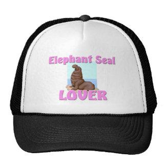 Elephant Seal Lover Hats