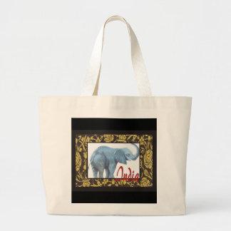 Elephant series #3 tote bags