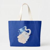 Elephant Shower Bag