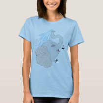 Elephant Shower Shirt