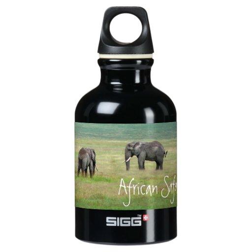 Elephant SIGG Traveler 0.3L Water Bottle