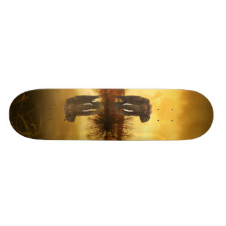 Elephant Skate Deck