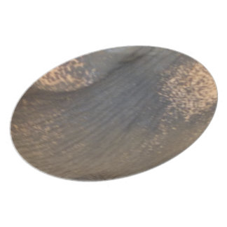 Elephant Skin Party Plate