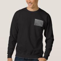 Elephant skin sweatshirt
