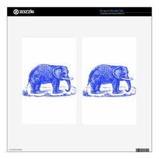 Elephant Skins For Kindle Fire