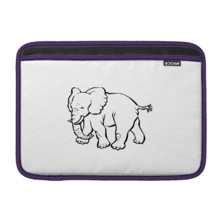 Elephant Sleeve For MacBook Air