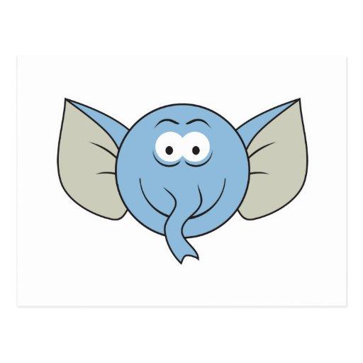 http://rlv.zcache.com/elephant_smiley_face_postcards-r19defe50ad544e72af21990d38e16230_vgbaq_8byvr_512.jpg