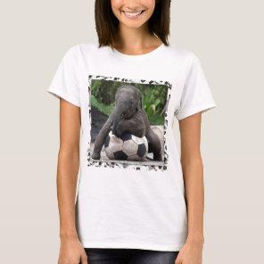 Elephant Soccer T-Shirt