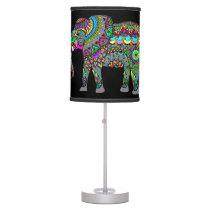 Elephant Spirit Table Lamp