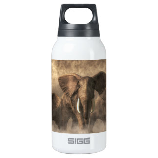 Elephant Stampede Thermos Bottle