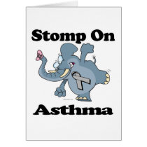 Elephant Stomp On Asthma