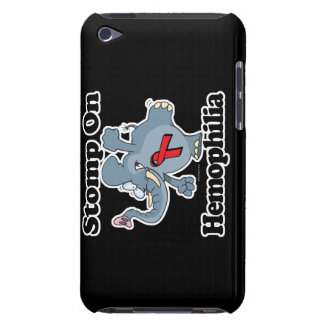 Elephant Stomp On Hemophilia Case-Mate iPod Touch Case