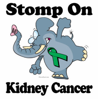 Elephant Stomp On Kidney Cancer Photo Cutouts