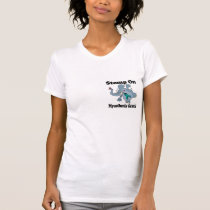 Elephant Stomp On Myasthenia Gravis T-Shirt