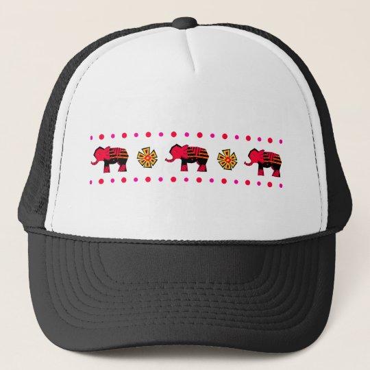Elephant Stripe Hat