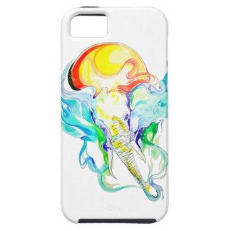 elephant sunshine iPhone SE/5/5s case