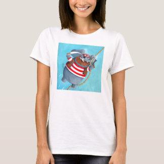 Elephant - The Best Pirate Animal T-Shirt