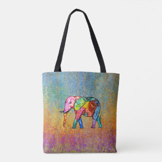 Elephant Tote Bag (You can Customize)