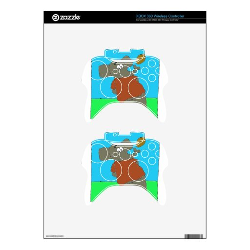 Elephant Touch By A Nose Xbox 360 Controller Skins