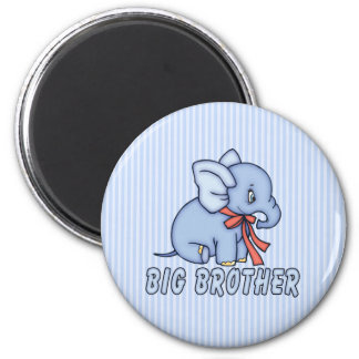 Elephant Toy Big Brother Magnet
