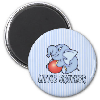 Elephant Toy Little Brother Magnet