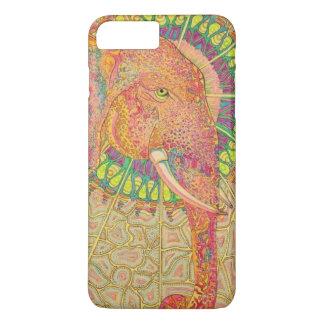 elephant traditional africa iPhone 8 plus/7 plus case