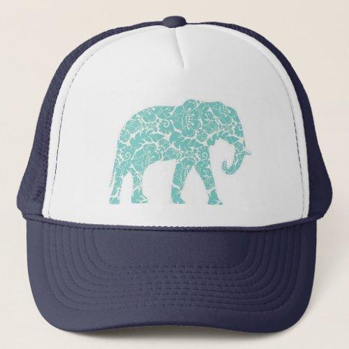 Elephant trucker cap
