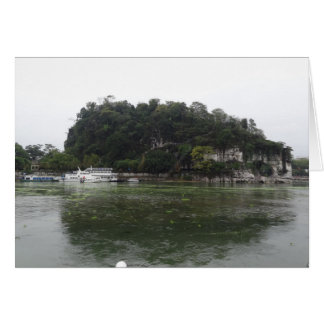 Elephant Trunk Hill (Guilin, China) Greeting Card