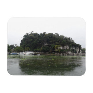 Elephant Trunk Hill (Guilin, China) Photo Magnet