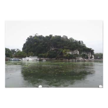 everydaylifesf Elephant Trunk Hill (Guilin, China) Photo Print