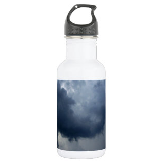 Elephant Trunk Storm Cloud Water Bottle