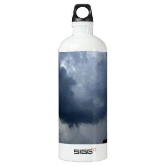 Elephant Trunk Storm Cloud Water Bottle