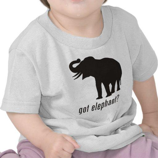 Elephant Tee Shirts