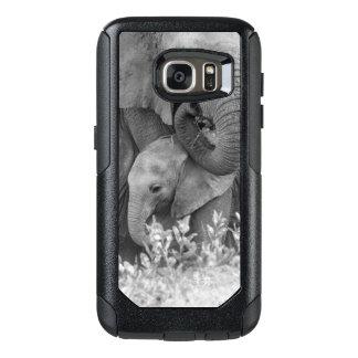 Elephant & Two Calves | Samburu OtterBox Samsung Galaxy S7 Case