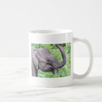 Elephant, Udawalawe, Sri Lanka Coffee Mug