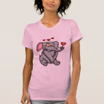 Elephant Valentine T-shirts and Gifts